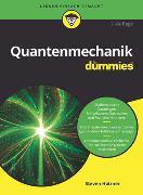Cover-Bild zu Holzner, Steven: Quantenmechanik für Dummies