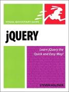 Cover-Bild zu Holzner, Steven: jQuery (eBook)