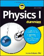 Cover-Bild zu Holzner, Steven: Physics I For Dummies (eBook)