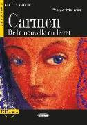 Cover-Bild zu Carmen. Buch + Audio-CD von Mérimée, Prosper