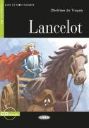 Cover-Bild zu Lancelot. Buch + Audio-CD von De Troyes, Chrétien