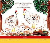Cover-Bild zu Asbjörnsen, Peter Christen: Hähnchen und Hühnchen im Nusswald