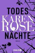 Todesnächte von Rose, Karen