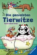 Cover-Bild zu Die genialsten Tierwitze von Solbach, Eunike (Hrsg.)