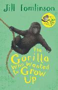 Cover-Bild zu The Gorilla Who Wanted to Grow Up von Tomlinson, Jill