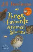Cover-Bild zu Three Favourite Animal Stories von Tomlinson, Jill