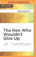 Cover-Bild zu HEN WHO WOULDNT GIVE UP M von Tomlinson, Jill