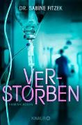 Cover-Bild zu Fitzek, Sabine: Verstorben