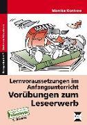 Cover-Bild zu Vorübungen zum Leseerwerb von Konkow, Monika