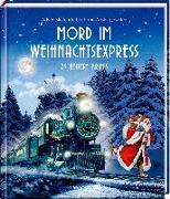 Cover-Bild zu Kölpin, Regine: Mord im Weihnachtsexpress