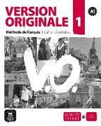 Cover-Bild zu Version originale A1. Arbeitsbuch mit Audio-CD
