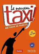Cover-Bild zu Le nouveau taxi ! 01 Kursbuch mit DVD-ROM