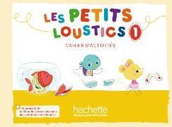 Cover-Bild zu Les Petits Loustics 1. Cahier d'activités + CD Audio