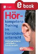 Cover-Bild zu Hörkompetenz-Training im Französischunterricht 1-2 (eBook) von Paraire, Ines