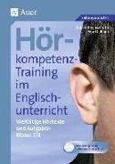 Cover-Bild zu Hörkompetenz-Training im Englischunterricht 7-8 von Kleinschroth, Robert