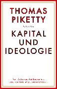 Cover-Bild zu Kapital und Ideologie (eBook) von Piketty, Thomas
