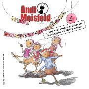 Cover-Bild zu Andi Meisfeld, Folge 2: Dufte Weihnachtsabenteuer (Audio Download) von Steinbrecher, Tom