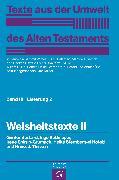 Cover-Bild zu Weisheitstexte II (eBook) von Sternberg-el Hotabi, Heike