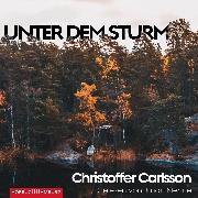 Cover-Bild zu Carlsson, Christoffer: Unter dem Sturm (Audio Download)