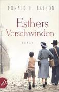 Esthers Verschwinden von Balson, Ronald H.