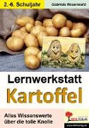 """Cover-Bild zu Lernwerkstatt """"Kartoffel"""" von Rosenwald, Gabriela"""
