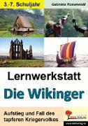 Cover-Bild zu Lernwerkstatt Die Wikinger von Eisenberg, Claudia