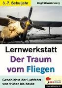 Cover-Bild zu Lernwerkstatt Der Traum vom Fliegen