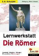 Cover-Bild zu Lernwerkstatt Die Römer / Ausgabe SEK I