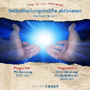Cover-Bild zu Steinbock, Ingo: Selbstheilungskräfte aktivieren - Das heilende Licht (Audio Download)