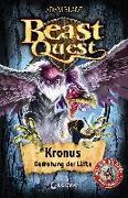 Cover-Bild zu Beast Quest (Band 47) - Kronus, Bedrohung der Lüfte von Blade, Adam
