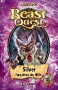 Cover-Bild zu Beast Quest (Band 52) - Silver, Fangzähne der Hölle von Blade, Adam
