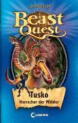 Cover-Bild zu Beast Quest (Band 17) - Tusko, Herrscher der Wälder von Blade, Adam