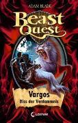 Cover-Bild zu Beast Quest (Band 22) - Vargos, Biss der Verdammnis von Blade, Adam