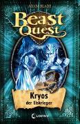 Cover-Bild zu Beast Quest (Band 28) - Kryos, der Eiskrieger von Blade, Adam