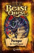 Cover-Bild zu Beast Quest (Band 29) - Paragor, der Teufelswurm von Blade, Adam
