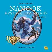 Cover-Bild zu Nanook - hyytävä lumihirviö (Audio Download) von Blade, Adam