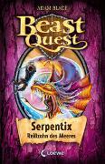 Cover-Bild zu Beast Quest 43 - Serpentix, Reißzahn des Meeres von Blade, Adam