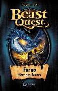 Cover-Bild zu Beast Quest 1 - Ferno, Herr des Feuers von Blade, Adam
