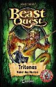 Cover-Bild zu Beast Quest (Band 45) - Tritonas, Nebel des Horrors von Blade, Adam