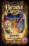 Cover-Bild zu Beast Quest (Band 46) - Jazurka, Scheusal des Gebirges von Blade, Adam