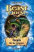Cover-Bild zu Beast Quest (Band 54) - Torpix, Biss des Verderbens von Blade, Adam