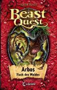 Cover-Bild zu Beast Quest (Band 35) - Arbos, Fluch des Waldes von Blade, Adam