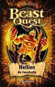 Cover-Bild zu Beast Quest (Band 38) - Hellion, die Feuerbestie von Blade, Adam