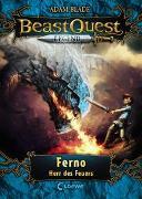 Cover-Bild zu Beast Quest Legend 1 - Ferno, Herr des Feuers von Blade, Adam