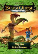 Cover-Bild zu Beast Quest Legend (Band 10) - Vipero, Fürst der Schlangen von Blade, Adam