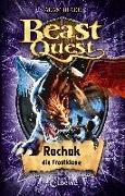 Cover-Bild zu Beast Quest (Band 42) - Rachak, die Frostklaue von Blade, Adam