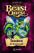 Cover-Bild zu Beast Quest 30 - Toxodera, die Raubschrecke von Blade, Adam