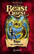 Cover-Bild zu Beast Quest (Band 25) - Rapu, der Giftkämpfer von Blade, Adam