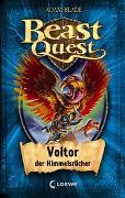 Cover-Bild zu Beast Quest (Band 26) - Voltor, der Himmelsrächer von Blade, Adam