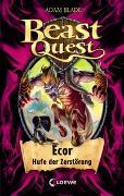 Cover-Bild zu Beast Quest (Band 20) - Ecor, Hufe der Zerstörung von Blade, Adam